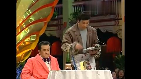 小品魏积安给黄宏喝滚烫的奶竟是这个原因真拿他当小孩啊