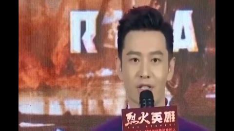 黄晓明工作室发声明否认配音洗白严厉谴责造谣者