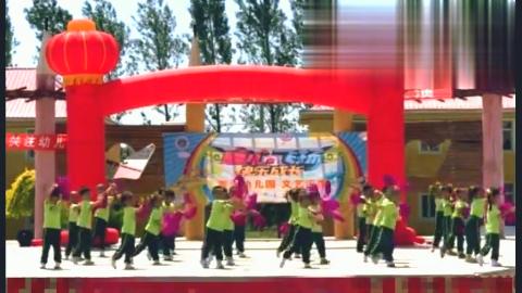 幼儿教育小课堂:儿童动感舞蹈《狂浪》家长带小朋友嗨起来吧!