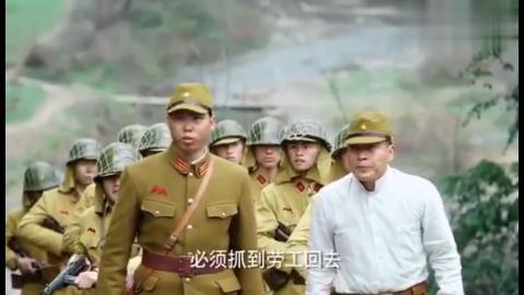 特种兵:鬼子进村抓劳工,没想遇到特种兵高手,反被打惨