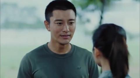空降利刃:张启和林俊娇说悄悄话,不料正巧被别人听见,尴尬了