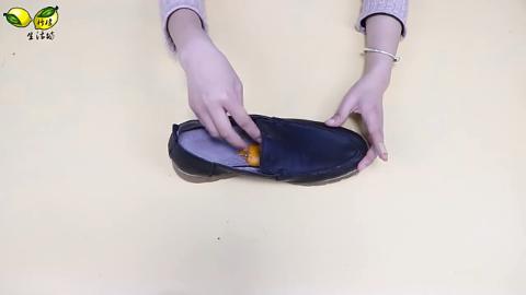 橘子皮加食盐泡水解决了全家人的大难题要是早点知道就好了