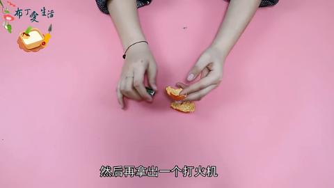 橘子皮是个宝留在家中很有用方法简单一学就会太棒了