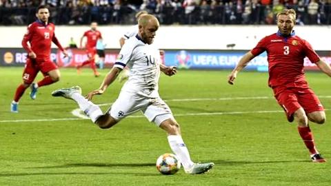 再拿一分出线!欧预赛芬兰3比0亚美尼亚 有望首次晋级欧洲杯正赛