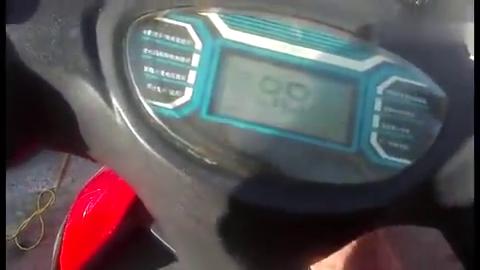 巧用电动车自带的防盗器,快速准确判断电门锁是否有故障