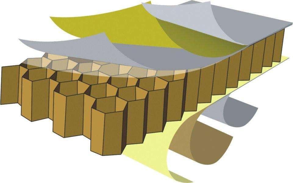 铝蜂窝板集成墙面的特点是什么?铝蜂窝板集成吊顶价格多少?