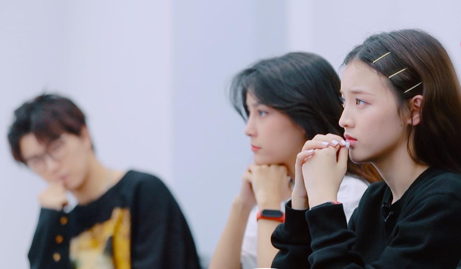 《出发吧》陆思恒代教模拟面试 女团矛盾进一步激化