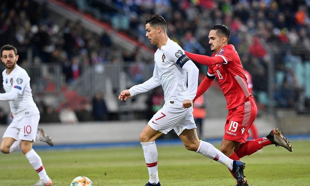 欧洲杯:葡萄牙2-0击败卢森堡