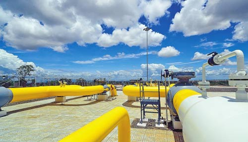"""温暖过冬""""有底气"""":2019年中国石油天然气产量增量高于往年"""