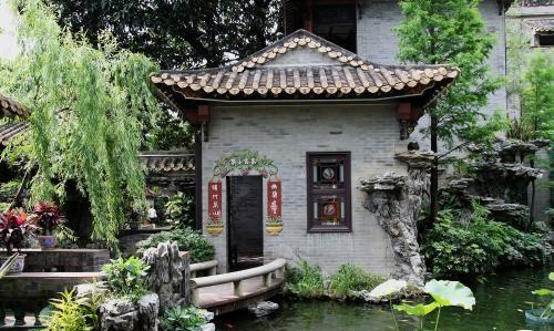 广东有四大名园,想看传统的岭南园林建筑,去这几个地方就对了