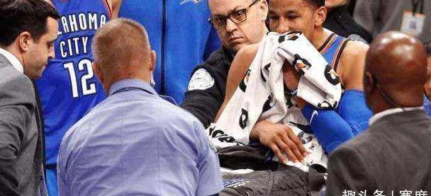 退役吧!2年3次膝盖受伤+无复出时间,28岁哈登终结者回不来了!