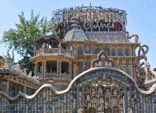 天津瓷房子、一个超级疯狂的童话,房主人估值98亿!