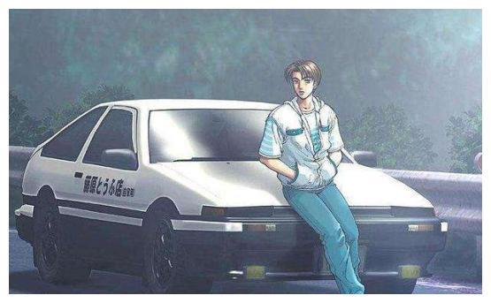 《头文字D》成就了AE86,而秋名山却成就了另一台神车