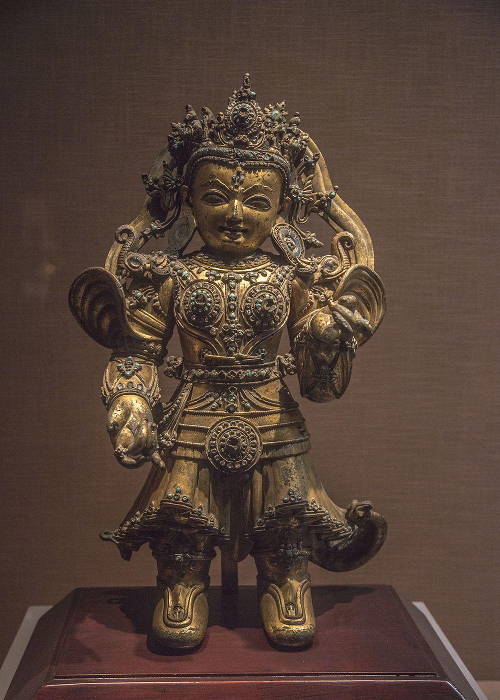 藏传佛教造像艺术,明代,藏传佛像艺术的鼎盛时期