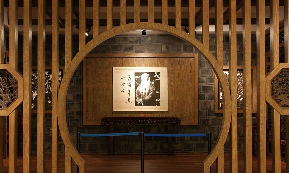 著名画家张大千所藏陈洪绶、石涛、金农等人的绘画精品欣赏