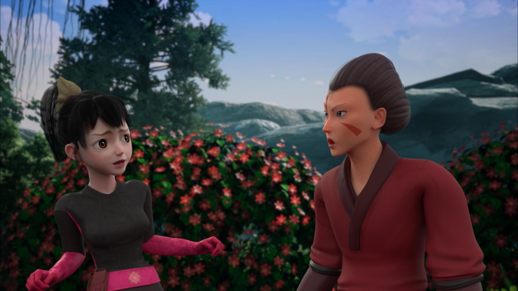 《魔镜奇缘3》12月14日奇幻上映 携风伴雪点亮魔法世界