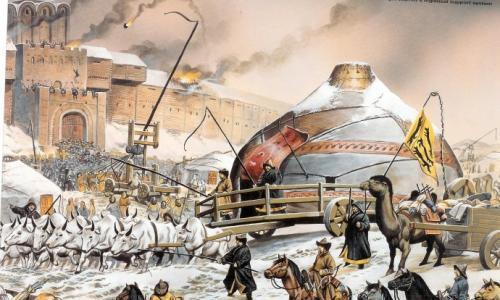 蒙古大军横扫欧亚大陆,却36年攻不下这座城,还熬死一位大汗