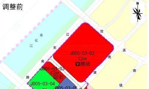 批后公布!宁波奉化江畔这个地块规划调整