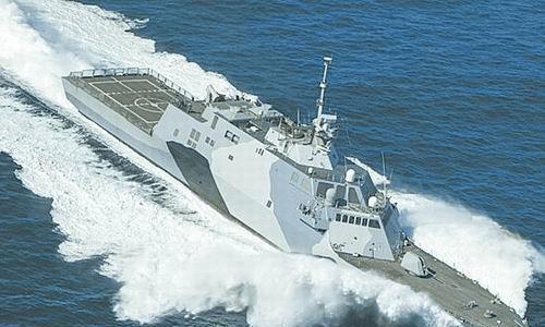 满载近300吨 雷达上仅30吨 航速超55节 5年建造80艘