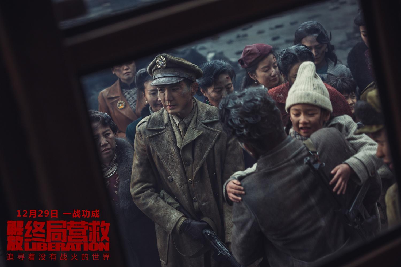 """电影《解放·终局营救》""""爸气十足""""特辑,献给父亲送给孩子"""