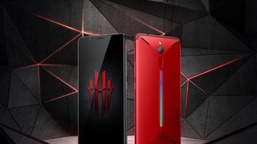 红魔Mars游戏手机上市,顶级硬件+双重散热+炫酷外形,价格良心