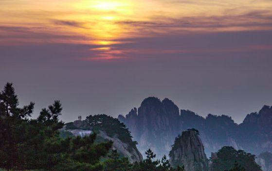 黄山市黄山:高耸云端的山峰,你了解多少