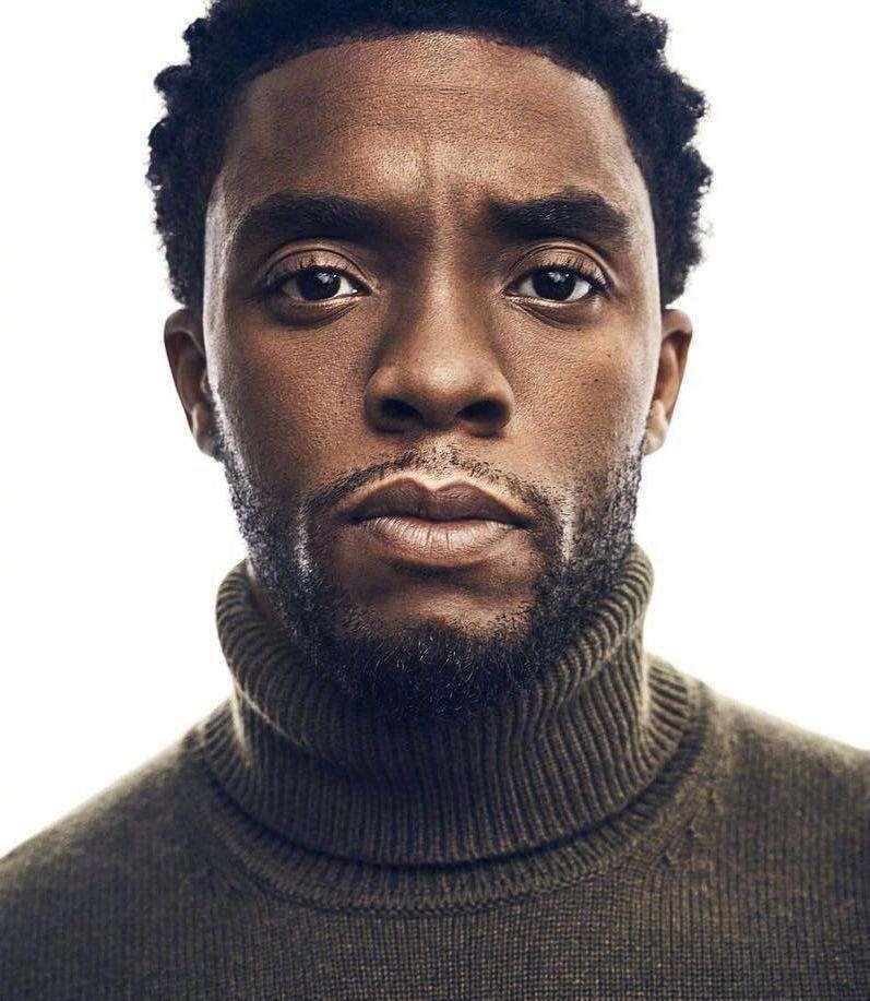 《黑豹》扮演者:查德维克·博斯曼(Chadwick Boseman)