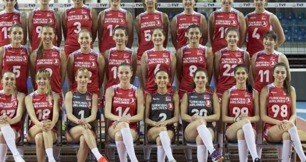 中国女排资格赛第一对手集结最强阵容,一猛将落选朱婷好搭档回归