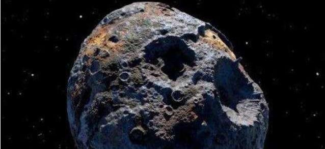 太阳系中最有价值的星球,虽然长得难看,但是估值500万亿美元