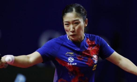 太霸气!国乒2核心晋级世界杯4强!世乒赛冠军4:0横扫台湾省一姐