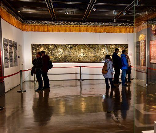 神韵艺彩——青海省热贡唐卡文化艺术精品展,感受唐卡的艺术魅力