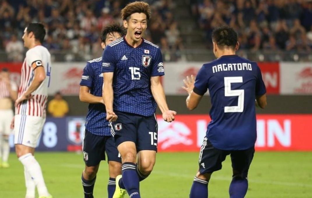 热身赛日本2:0战胜巴拉圭,大迫勇也与南野拓实各进一球