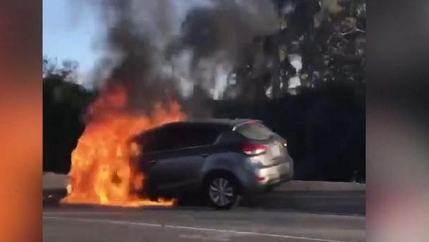 不只是特斯拉会起火 美国现代-起亚210万辆汽车面临安全风险