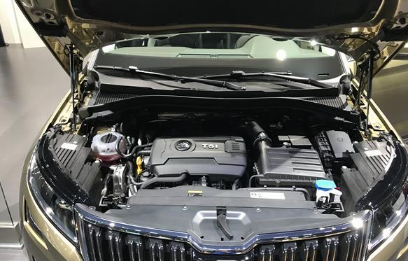 都是大众品牌,比途观便宜,搭载2.0T发动机,国产车对手来了