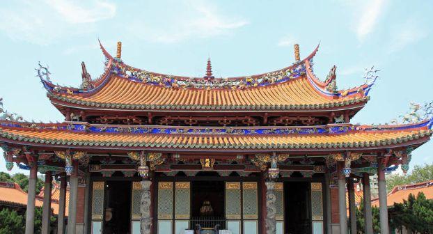 曲阜市孔庙,游客众多的景点,还犹豫吗