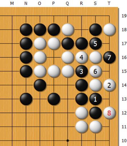 每日一题|02.27黑先,黑棋不能当下面三个白棋是装饰