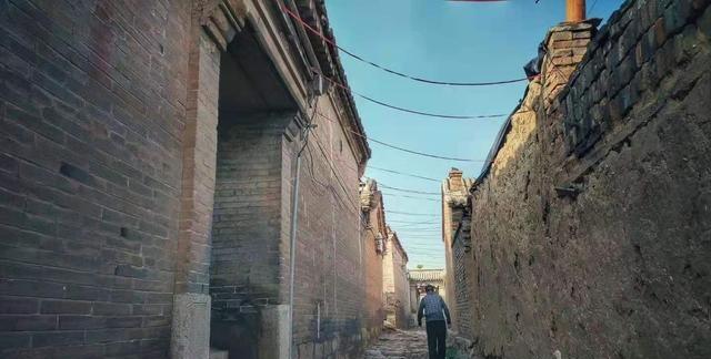 行摄中国古村落:西古堡,位于蔚县暖泉镇的中国民俗之乡