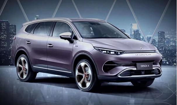 将提供两种动力版本!腾势X将于广州车展上市