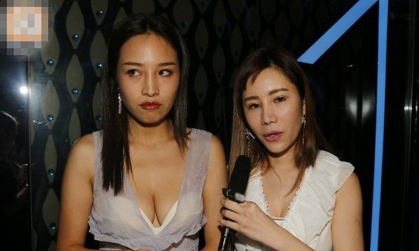 艾美琦王家淇姚琰欣为电影《有罪》宣传,艾美琦迷你裙造型现身!