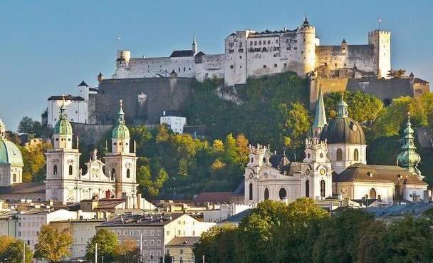莫扎特出生地,全球最美丽城市之一萨尔茨堡,来过你会爱上!