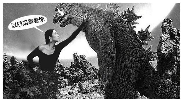 章子怡加盟《哥斯拉2:怪兽之王》,而景甜却转战小荧幕
