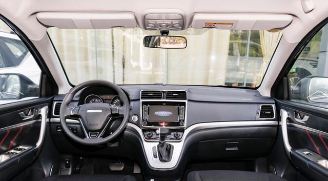 真正懂家用的SUV,低配就1.5T+6个档,6.6万起