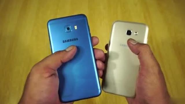 三星Galaxy A5与Galaxy C5 Pro 速度测试