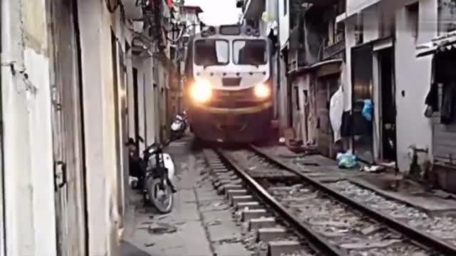 出门就能搭火车世界上最方便的铁路运输设计