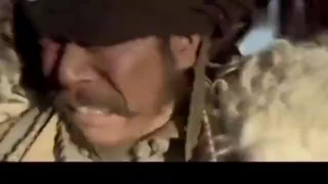 影视:汗血宝马受重伤,为了不连累主人,竟直接跳下山崖