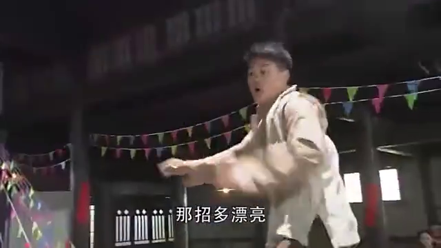 武术擂台赛,小鬼子又狠又嚣张,高手就上台想揍他!