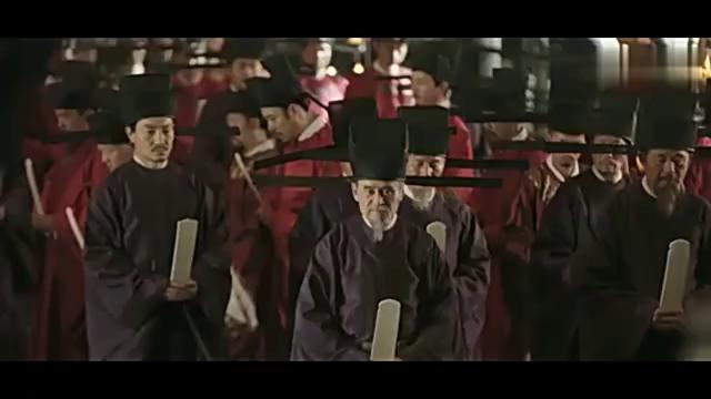 知否:小公爷自行请罪,被皇上贬职!