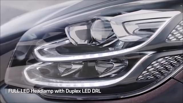 2019款起亚K900,稳重豪华轿车,性能更佳完美展示