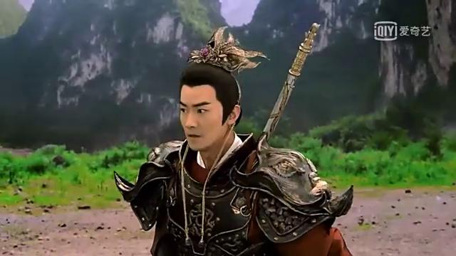 杨戬与妖怪打斗,竟用天眼施法,惊艳了
