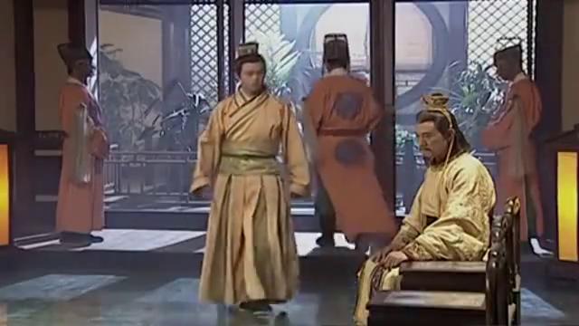 李渊召见逆子李元吉,细数罗成李元霸死因,李元吉却怂恿大哥谋反